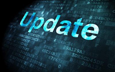 Licensing server update